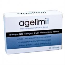 Agelimit, kapsułki, preparat przeciwzmarszczkowy, 30 szt
