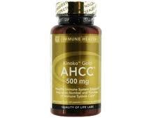 AHCC Kinoko Gold 500 mg, 60 kapsułek