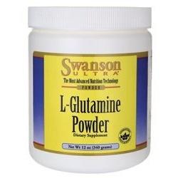 AjiPure L-glutamina (340g)