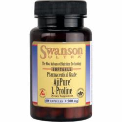 AjiPure L-Prolina 500mg (60 kps)