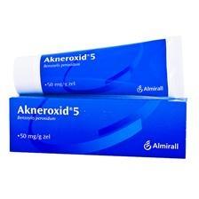 Akneroxid  5,5%, żel, 50 g
