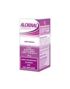 Alchinal proszek do sporządzania zawiesiny doustnej 35 g