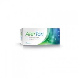 AlerTon - na alergię, 10 g, tabletki, 7 sztuk
