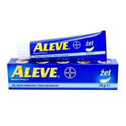 ALEVE 10% ŻEL 50 G