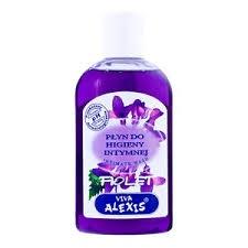 Alexis Viva płyn do higieny intymnej fioletowy 200 ml