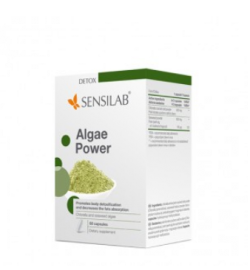 SENSILAB  Algae Power, 60 kapsułek