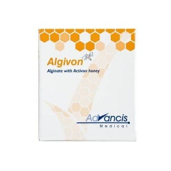 Algivon, 5 x 5 cm, 5 szt