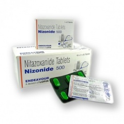 AliniaNizonide 500mg (Nitazoxanide)