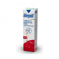 Allergodil aerozol do nosa 10ml
