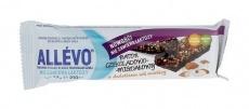 Allevo - baton czekoladowo-migdałowy z solą morską