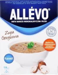 Allevo Zupa grzybowa