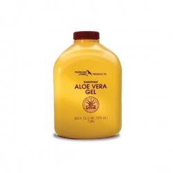 Aloe Vera Gel, miąższ aloesowy, 1 litr