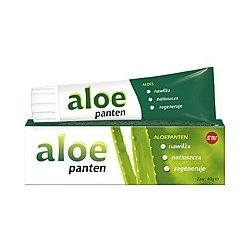 Aloepanten, pielęgnacyjny żel do skóry suchej i wrażliwej, 40 g