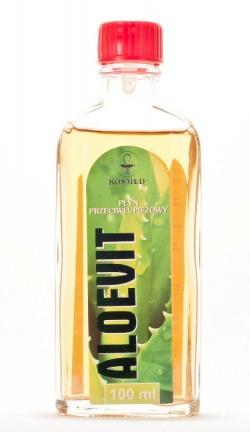 Aloevit, płyn przeciwłupieżowy, 100 ml