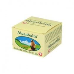 Alpenbalm, balsam z sadła świstaka, 60 g, w słoiku