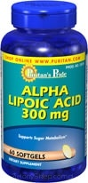 ALPHA-LIPOIC ACID ,100 MG, 60 tabletek