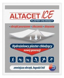 ALTACET ICE Plastry Chłodzące, 20 sztuk