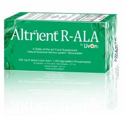 Liposomalny Kwas Alfa-Liponowy R-ALA Altrient LivOn Labs 250 mg