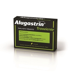 Alugastrin trawienie