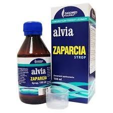 Alivia Zaparcia, syrop, 150 ml