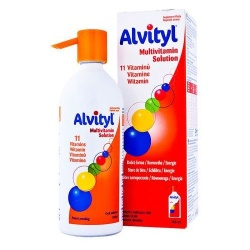 Alvityl Multivitamin Solution, roztwór doustny, 150 ml