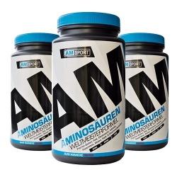 AMSPORT - Aminosauren Aminokwasy 750 g