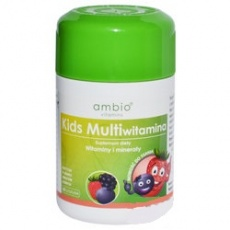 Ambio Kids Multiwitamina