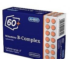 Ambio Witamina B Complex 60+