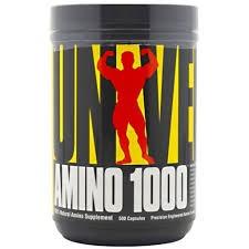 UNIVERSAL NUTRITION - Amino 1000 - 500caps