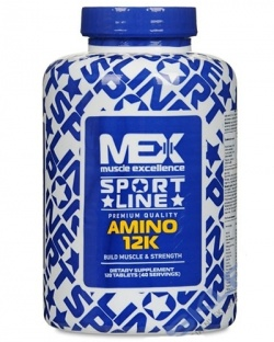 MEX NUTRITION - Amino 12K - 120 tabs