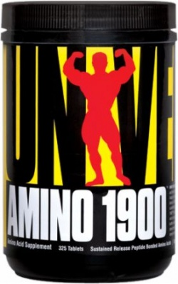 UNIVERSAL NUTRITION - Amino 1900 - 110 tab