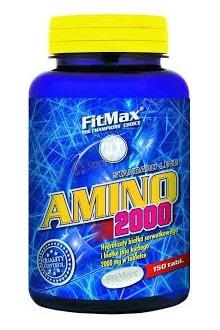 FITMAX - Amino 2000 - 300 tabletek