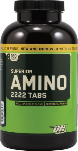 OPTIMUM - Amino 2222  - 160 tabl
