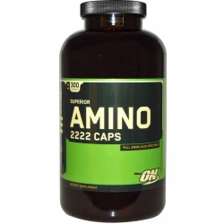 OPTIMUM - Amino 2222  - 300 kaps