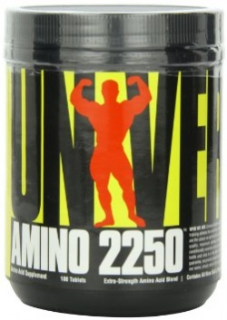 UNIVERSAL NUTRITION - Amino 2250 - 180tab
