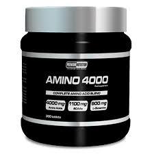 PREMIUM NUTRITION - Amino 4000 - 300tab