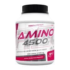 TREC - Amino 4500 - 335 tab