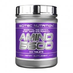 SCITEC - AMINO 5600 - 200tab