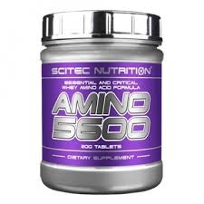 SCITEC - Amino 5600 - 500tabs