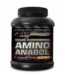 HI TEC - Amino Anabol PROFESSIONAL - 200caps
