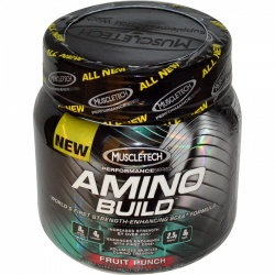 MUSCLE TECH - Amino Build Performance Series - 261 g
