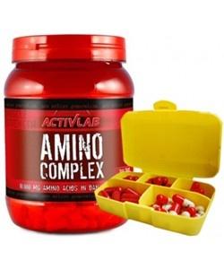 AMINO COMPLEX + PILL BOX