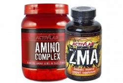 ACTIVLAB - AMINO COMPLEX + ZMA - 120tab + 90 kaps