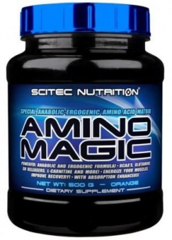 SCITEC - Amino Magic - 500g