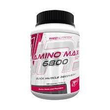 TREC - Amino Max 6800 - 320cap
