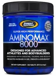 GASPARI NUTRITION - AMINO MAX 8000 - 350 tab