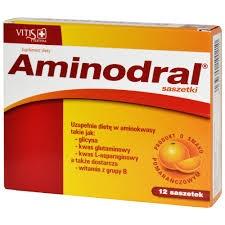 Aminodral, 12 saszetek