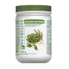AMWAY NUTRILITE All Plant Protein, proszek, 450g
