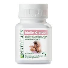 AMWAY NUTRILITE Biotin C Plus, 90tabletek