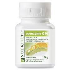AMWAY NUTRILITE Koenzym Q10, 60kapsułek